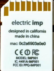 Imp rear