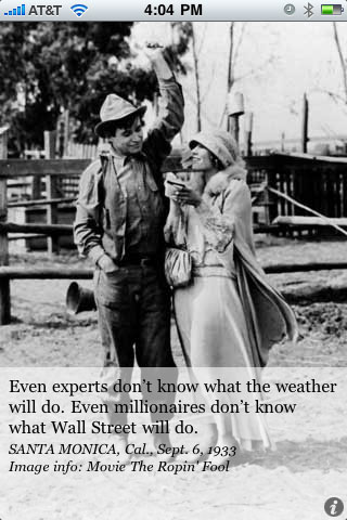 weather and millionaires