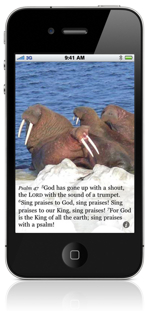 Psalm 47:5 God has gone up with a shout, the LORD with the sound of a trumpet. 6 Sing praises to God, sing praises! Sing praises to our King, sing praises! 7 For God is the King of all the earth; sing praises with a psalm!