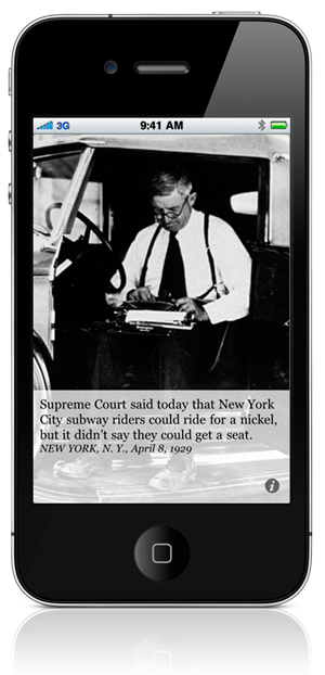 Supreme Court said today that New York City subway riders could ride for a nickel, but it didn't say they could get a seat. NEW YORK, N.Y., April 8, 1929