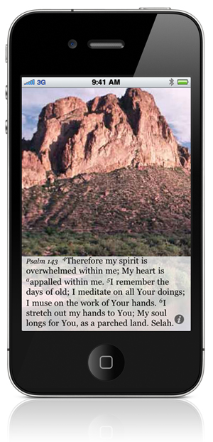 Psalm 143:4 Therefore my spirit is overwhelmed within me; My heart is [Or desolate] appalled within me. 5 I remember the days of old; I meditate on all Your doings; I muse on the work of Your hands. 6 I stretch out my hands to You; My soul longs for You, as a parched land. Selah.